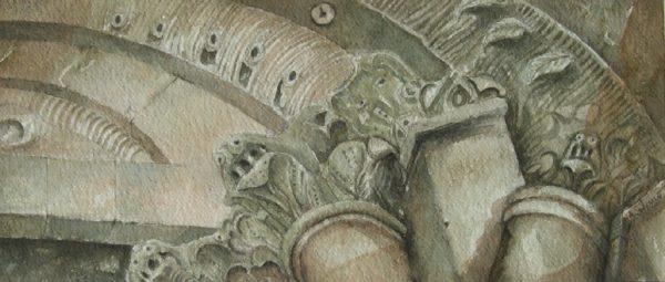 i mostri del romanico