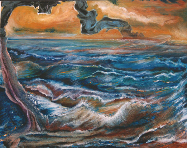 il mare della tranquillità